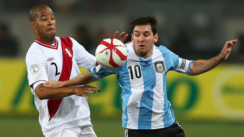 Argentyna zremisowała z Peru
