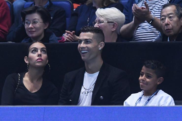Kristijano Ronaldo, Novak Đoković