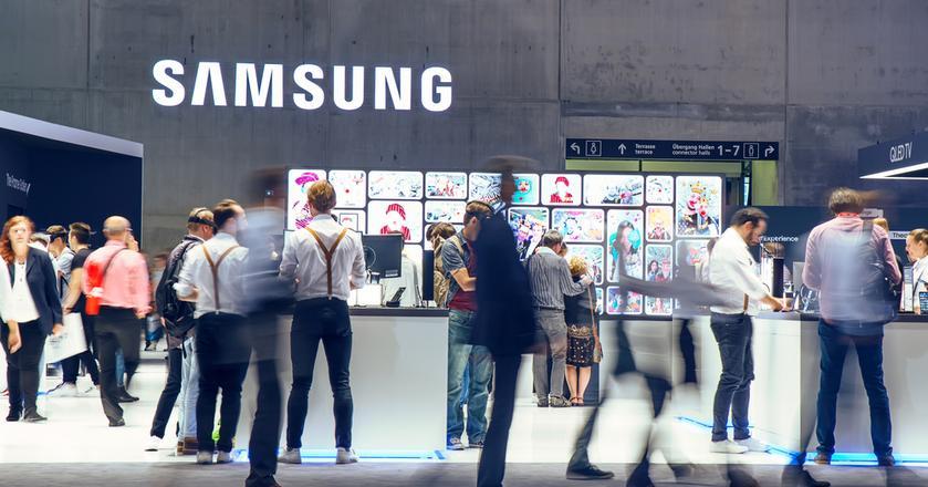Samsung chce sięgnąć po realne pieniądze z rynku kryptowalut