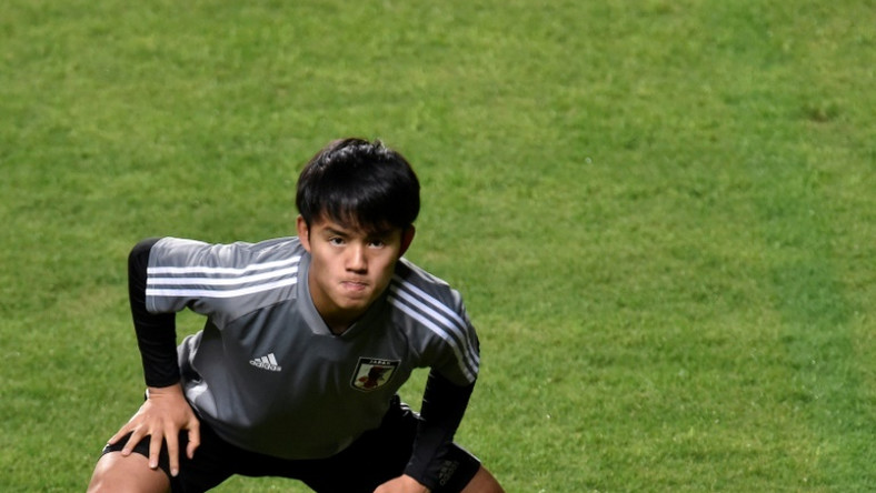 Japan's teenage sensation Takefusa Kubo is pushing for a recall ahead of Monday's decisive Copa America match against Ecuador
