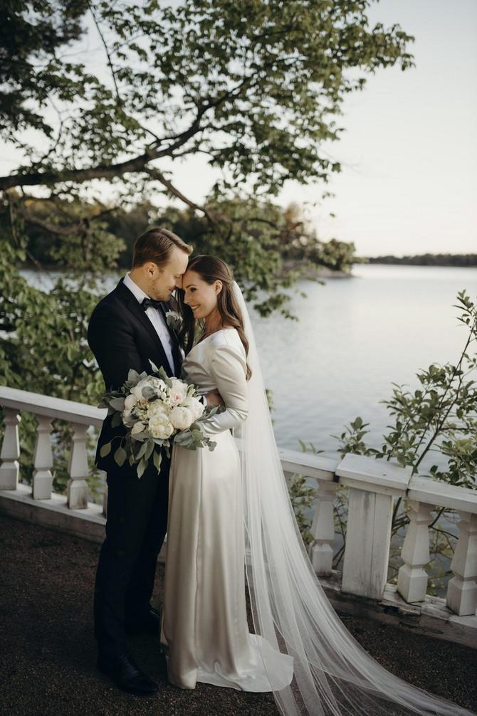 Sana Marin sa suprugom Markusom Reikonenom