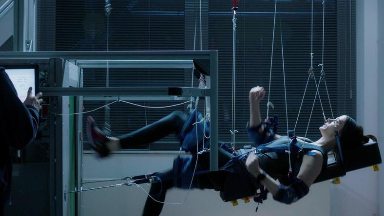 "Eva Green w filmie ""Proxima"""