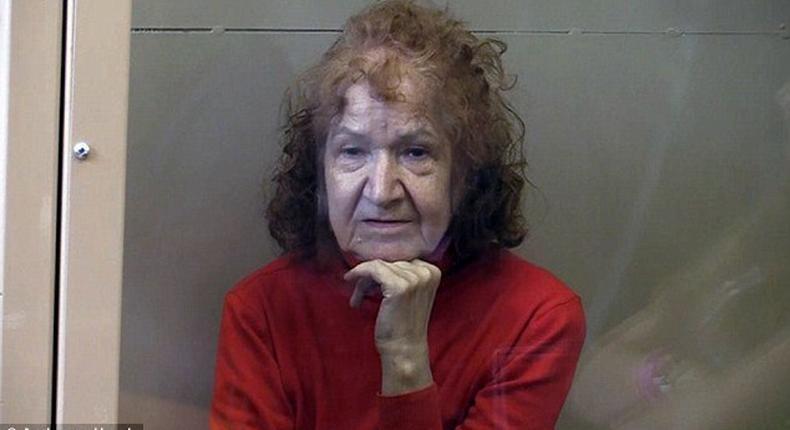 Tamara Samsonova, 68 year old serial-killer nicknamed the 'Granny Ripper'