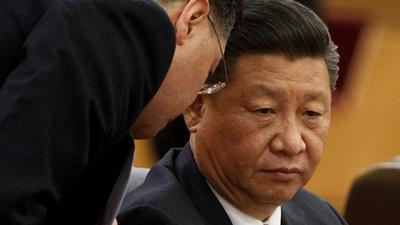China has imposed retaliatory sanctions on its US critics, including senators Ted Cruz and Marco Rubio