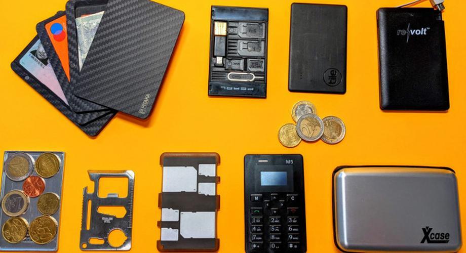 Kaufberatung: Kuriose Gadgets machen Geldbörsen smart