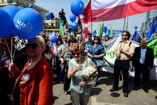 Warszawa: Rozpoczął się 'Marsz Wolności'