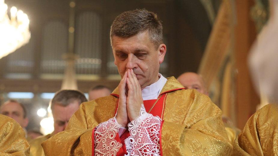 Biskup Roman Pindel