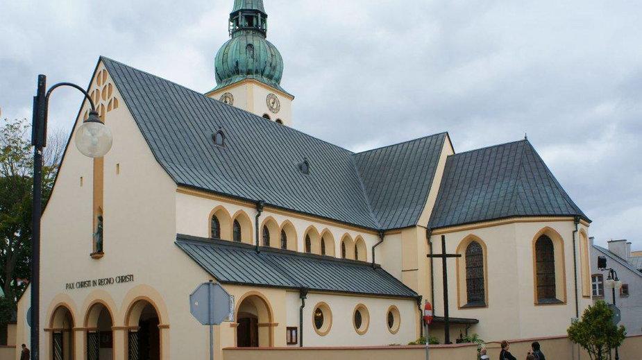 Kościół pw. św. Jakuba Apostoła w Człuchowie