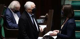Pokazała Kaczyńskiemu na kartce w czym problem. Marczułajtis-Walczak nic tym nie wskórała