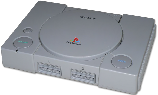 PlayStation Fot. Macara/Public Domain