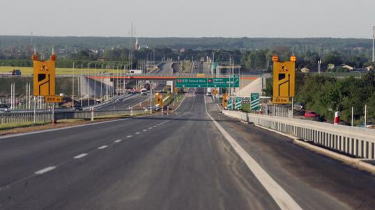 Otwarcie Trasy S3 Legnica Lubin