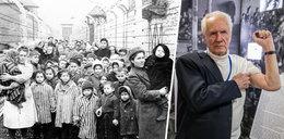 Rocznica wyzwolenia Auschwitz. Historie tych, którzy przeżyli, wciąż wywołują łzy