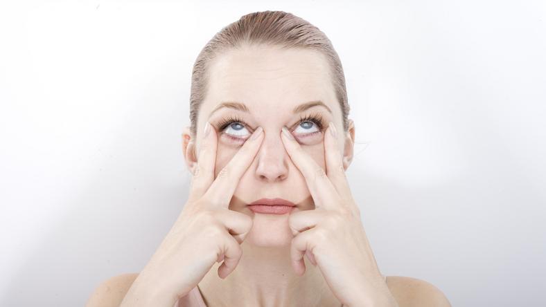 Ćwiczenia ze wzrokiem