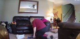 Znęcała się nad niepełnosprawnym 4-latkiem. Ten film przeraża