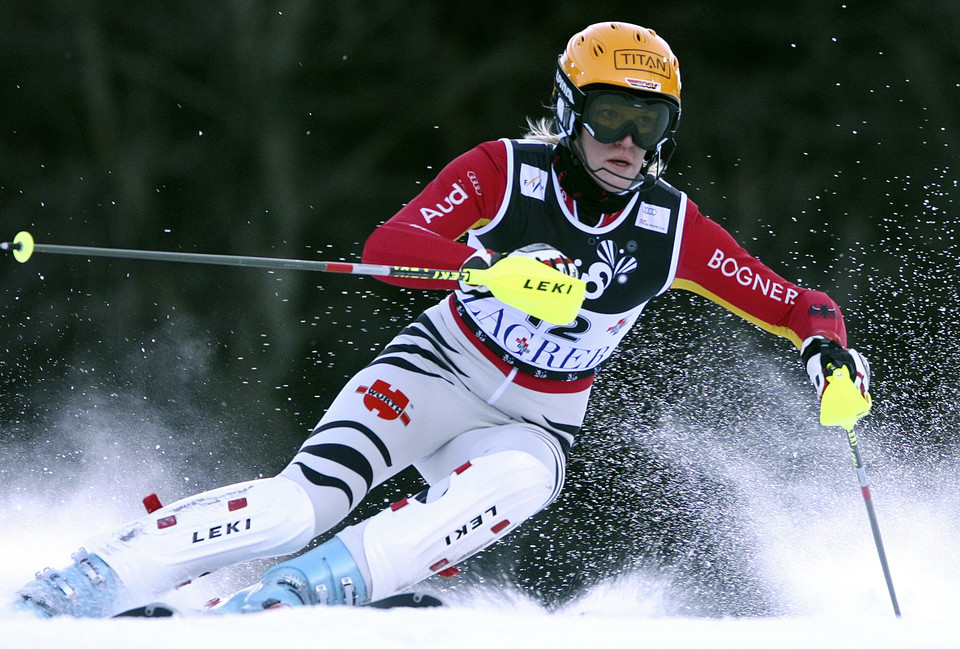 CROATIA APLINE SKIING WORLD CUP SLALOM WOMEN