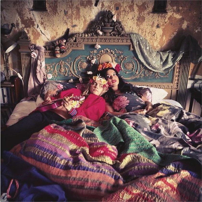 "Cara Delevingne w filmie ""Kids in love"""