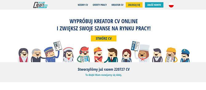 Kreator Cv Online Craftcv Bonus Dla Czytelników