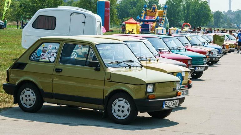 Zlot Fiata 126