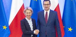 """Premier Morawiecki i przewodnicząca von der Leyen. """"Te stosunki nie będą już tak ciepłe"""""""