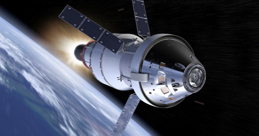 Kapsuła Orion stanowi ważny punkt w przyszłości NASA