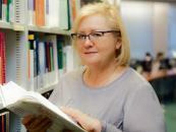 Małgorzata Manowska / fot. Wojtek Górski