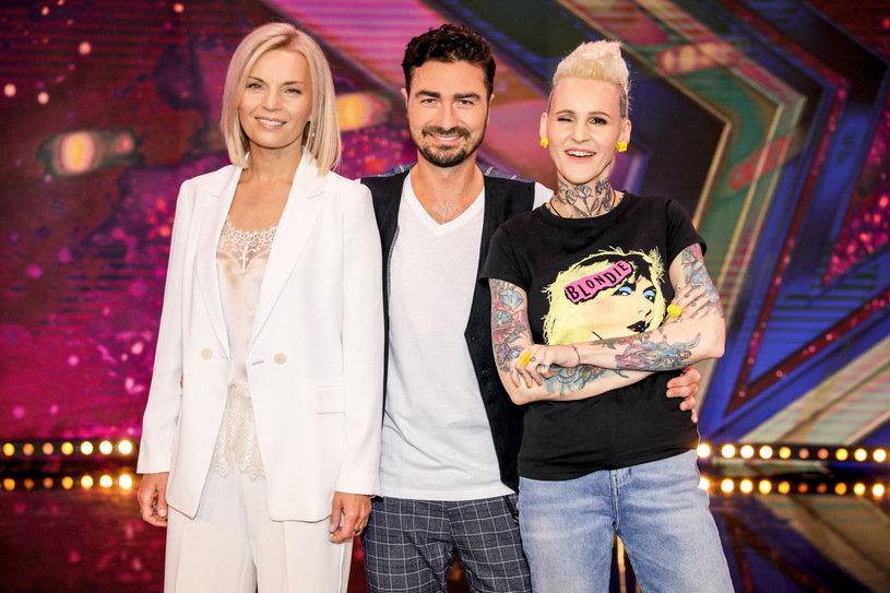 """Juriu """"Am talent!"""" La TVN: Małgorzata Foremniak, Jan Kliment și Agnieszka Chylińska"""