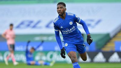 Kelechi Iheanacho shortlisted for Premier League's Player of the Month and Goal of the Month