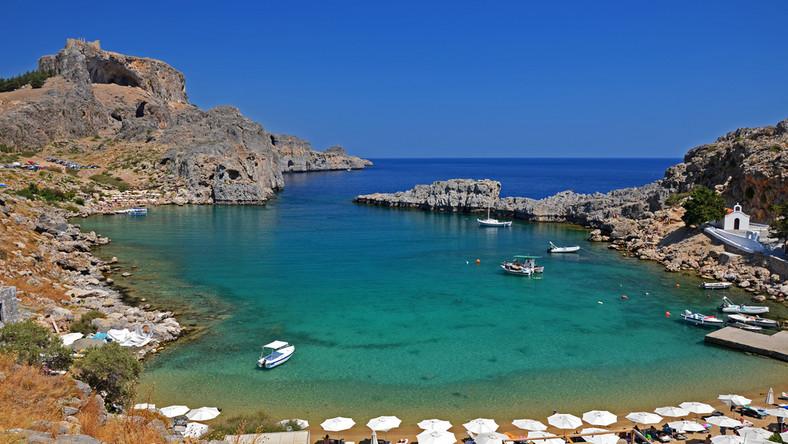 Grecja, Rodos