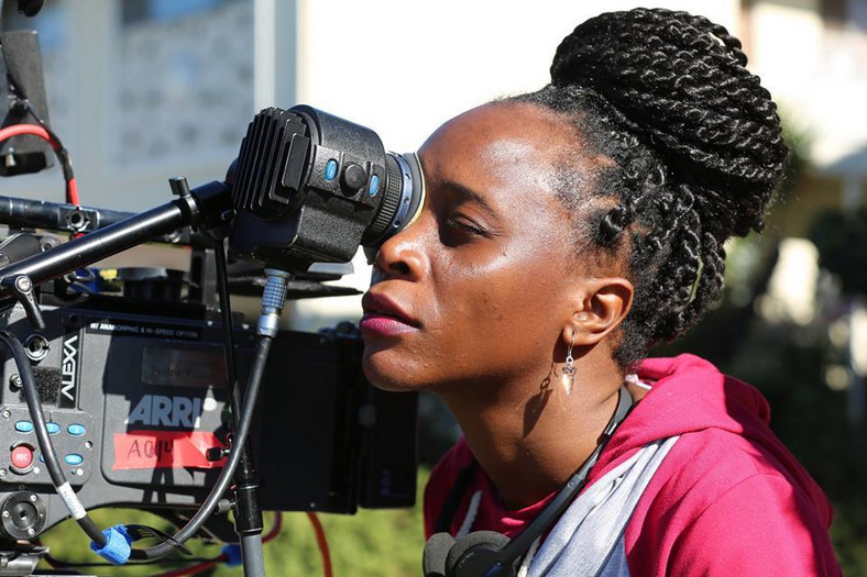 Movie producer and director, Leila Djansi