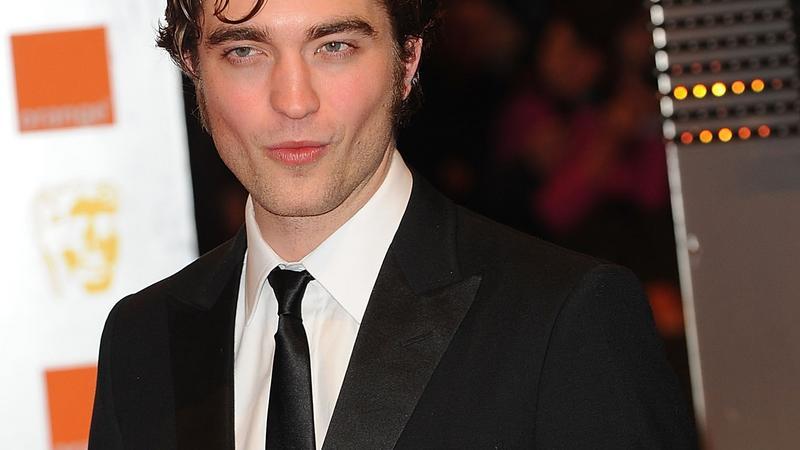 Robert Pattinson na gali BAFTA