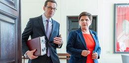 Szydło oszczędza w euro, a Morawiecki traci...