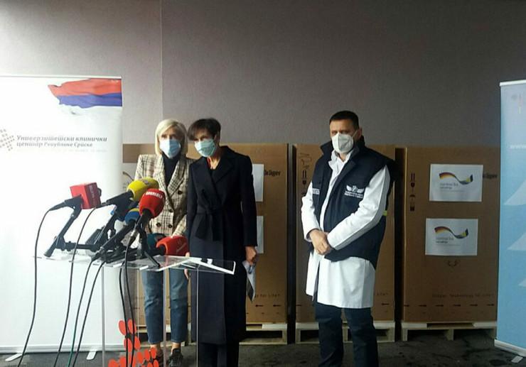 Respiratori-Njemačka-donacija