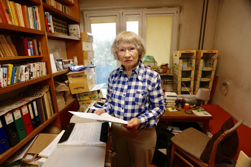 Prokurator pomoże Barbarze Jędrzejowskiej