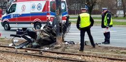 Zginęli w tragicznym wypadku w Warszawie. Na jaw wyszły szokujące informacje o ofiarach