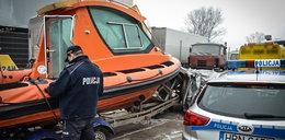 Odzyskano skradzioną motorówkę WOPR