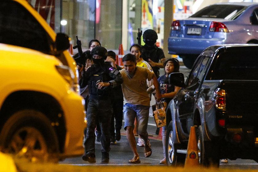 Masakra w Tajlandii