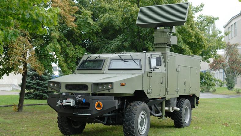 Soła jest najnowszą stacją radiolokacyjną Bumaru