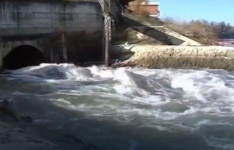 Ovako se ispušta topla voda u Savu