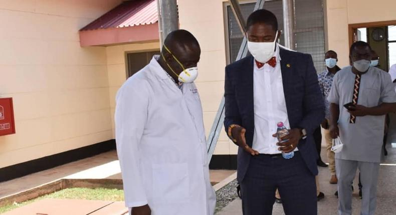 CSM now under control; it's no longer at epidemic level – Okoe Boye