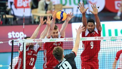 Liga Narodów siatkarzy: Polska - Brazylia [na żywo]