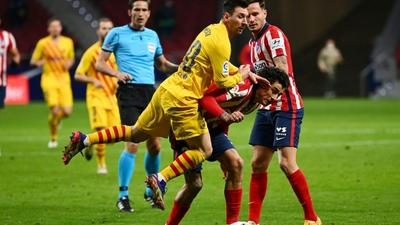 Crunch time for La Liga's title race as contenders go head to head