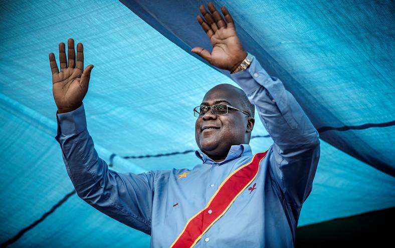 Félix Tshisekedi, DR Congo president