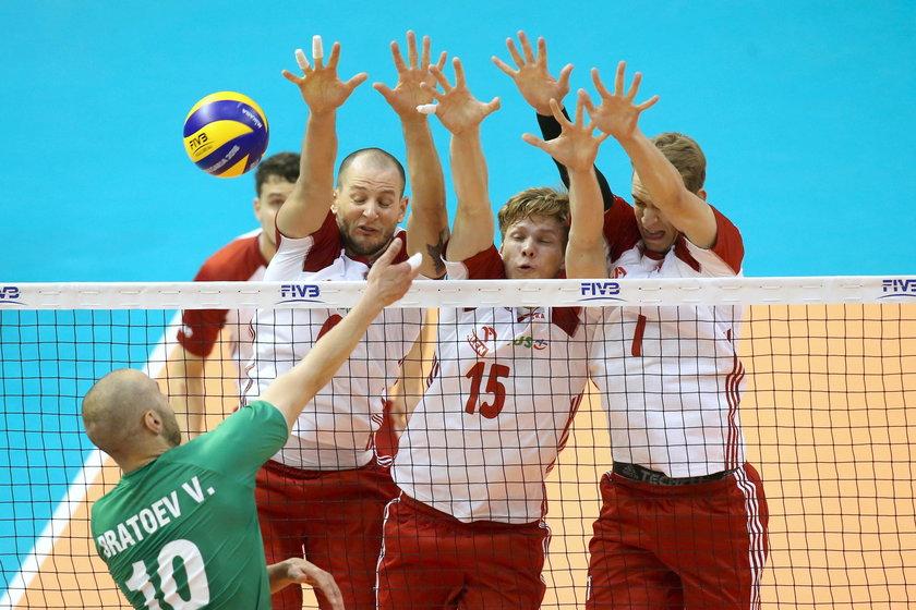 18.09.2018 POLSKA - BULGARIA SIATKOWKA FIVB VOLLEYBALL MEN'S WORLD CHAMPIONSHIP 2018