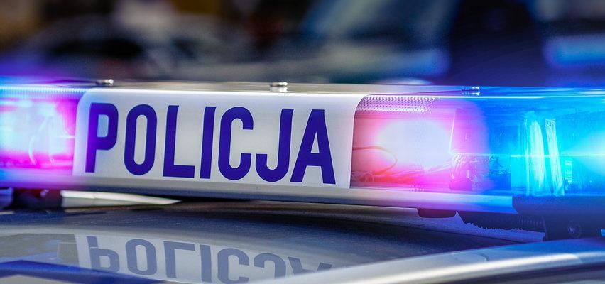 40-latek uciekał przed policją. W aucie miał narkotyki