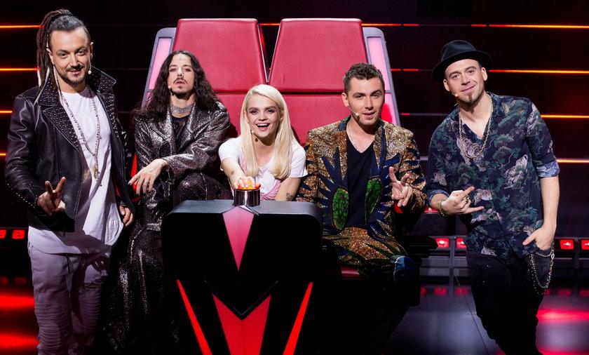 """W """"The Voice"""" ruszają odcinki na żywo"""