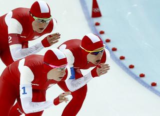 Soczi 2014: Zobacz jak nasze łyżwiarki szybkie zdobyły srebrny medal