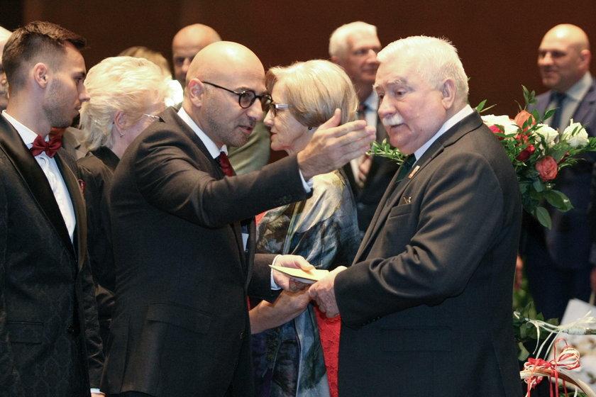 Lech Wałęsa obchodził 74 urodziny