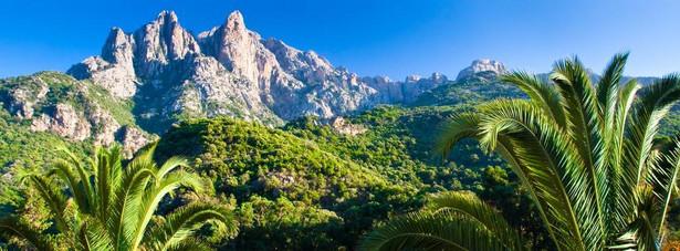 Korsyka – francuska wyspa położona na Morzu Śródziemnym. Korsyka tworzy odrębny francuski region administracyjny.