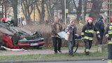 6 osób nie żyje! Tragiczny wypadek w Nowy Rok. Zdjęcia!
