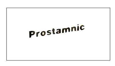 Omnik a prostatitis árából